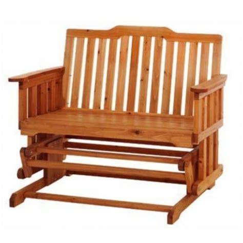 panchina di legno panchina a dondolo 2 posti in legno da giardino