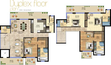 home plan design 4 bhk 4 bhk plan house house plans