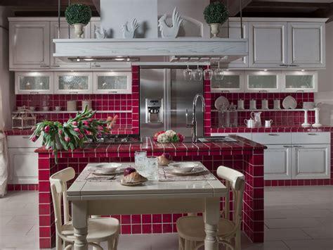 piastrelle colorate per cucina cucina in muratura 70 idee per cucine moderne rustiche