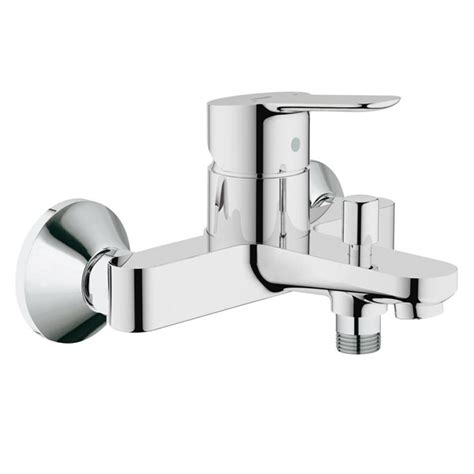 grohe bathroom fittings catalogue grohe bauedge bath shower mixer 23334000 wall mounted