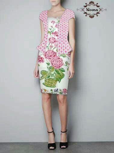 desain model long dress batik 25 best ideas about modern batik dress on pinterest