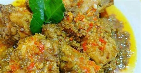 resep ayam betutu gurih  super pedas membuat selera