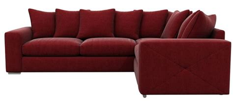 red fabric corner sofa cheap red fabric corner sofas sofa menzilperde net