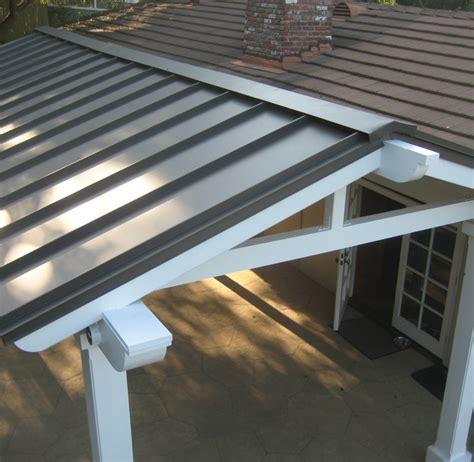 metal roof pergola pergolas with metal roofs styles pixelmari