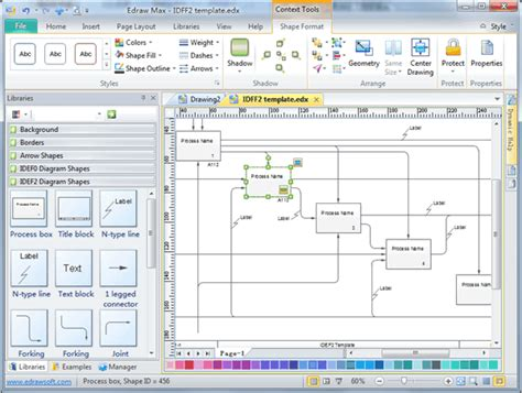 software for creating diagrams idef2 diagram software create idef2 idef3