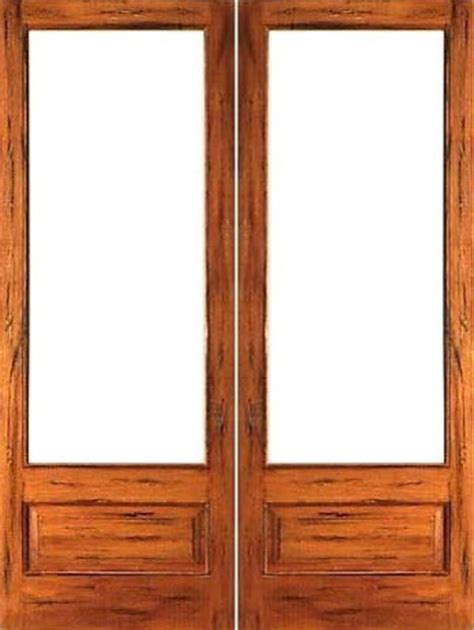 Glass Panel Wood Interior Doors by Rustic 1 Lite P B Interior Solid Wood 1 Panel Ig Glass