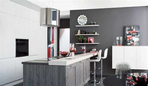 Plan De Cuisine Ouverte 1178 by Cuisine Les Tendances Am 233 Nagement Et D 233 Co C 244 T 233 Maison