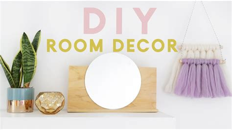 diy room decor ideas   minimal modern  easy