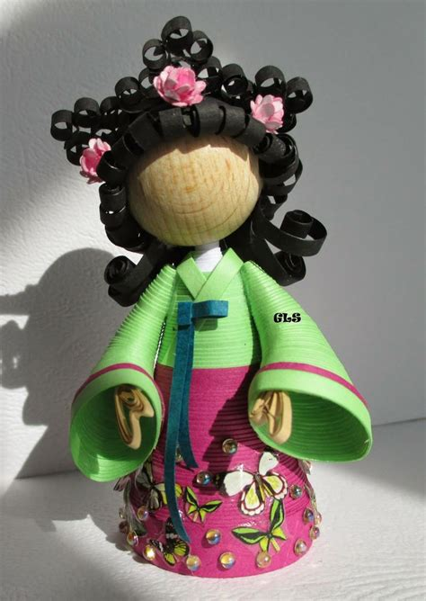 quilling design doll 179 best images about 3d doll quilled on pinterest