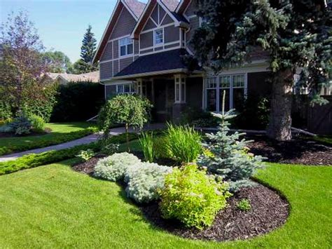 beautiful front yard landscaping a simple yet beautiful front yard landscape design with