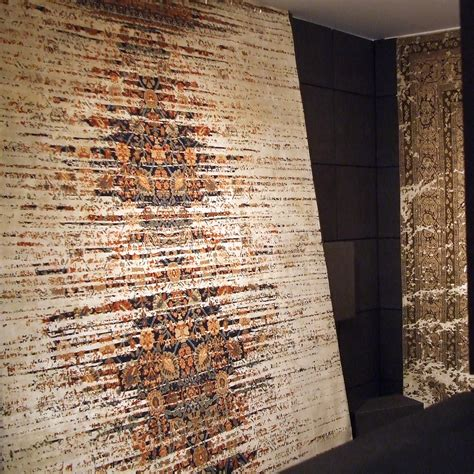 Luke Irwin Rugs by Cover Selects Favourite Designs From Decorex International