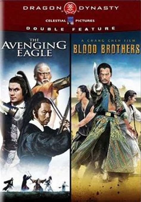 The Blood Brothers Shaw Brothers Rc 3 Dvd Chang Cheh Kaufen Filmundo The Avenging Eagle Blood Brothers 2 Dvd 2012 Starring Ti Lung Arc Entertainment Oldies