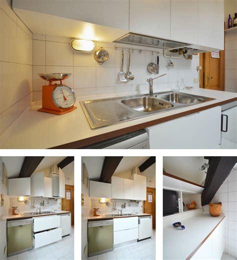 cucine in mansarda cucina in mansarda okap 236 mobili su misura