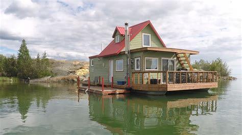 houseboat yellowknife houseboat bay great slave lake yellowknife nwt youtube
