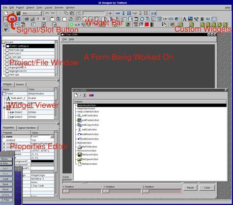 tutorial qt designer pdf qt designer tutorial