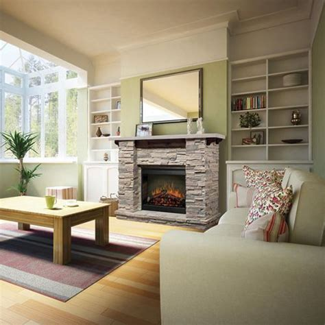 Electric Fireplace Makeover by 22 Best Images About Basement Electric Fireplaces On