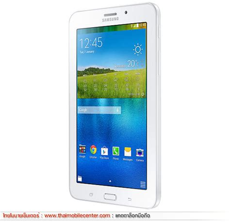 Second Samsung Galaxy Tab 3 V Sm T116nu ร ปม อถ อ samsung galaxy tab 3 v sm t116nu thaimobilecenter mobile phone catalog