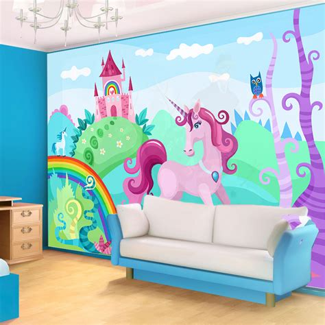 wallpaper dinding custom bandung jual wallpaper dinding custom motif pony butik wallpaper