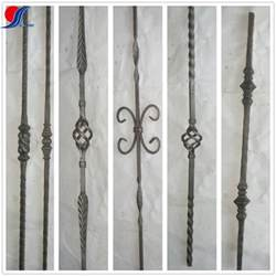 Iron Handrail Parts china wrought iron stair railing parts china wrought iron newel posts wrought iron balusters