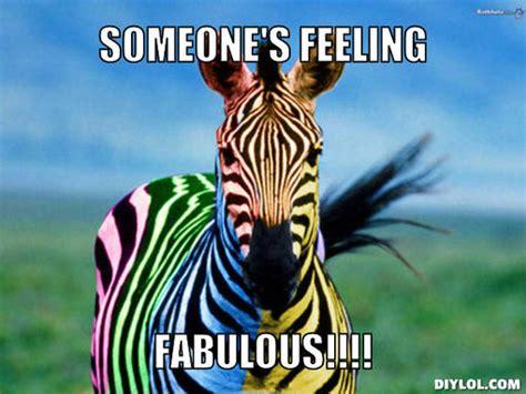 Funny Zebra Meme