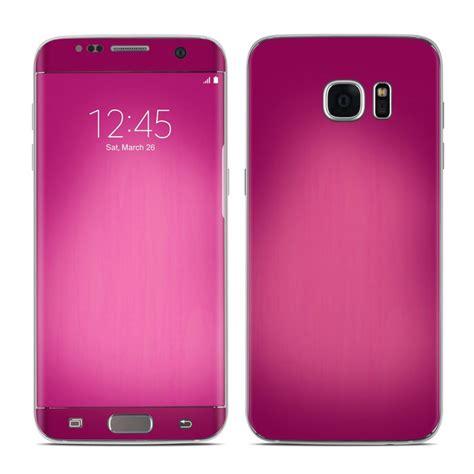 Samsung Galaxy S7 Edge Pink samsung galaxy s7 edge skin pink burst decalgirl
