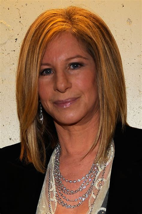 barbara streisand hair barbra streisand medium layered cut barbra streisand