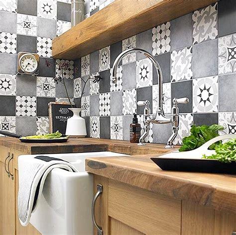 Motif Wallpaper Dinding Dapur | 31 model keramik dinding dapur minimalis terbaru 2018