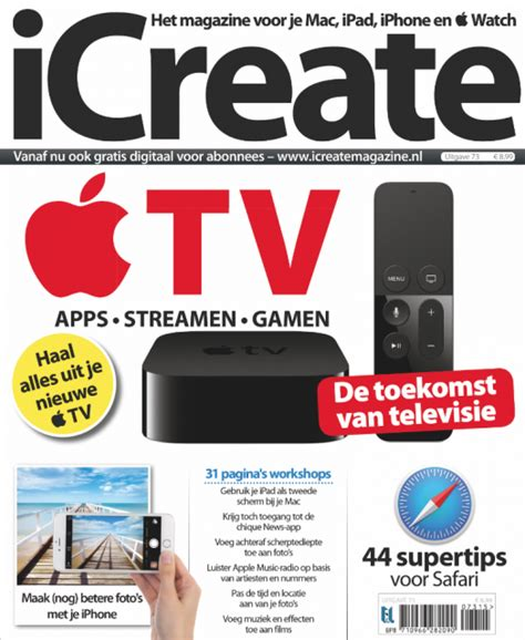 Icreate Magazine Detox My Mac by Apple Cadeautjes Tot 20 Icreate Magazine