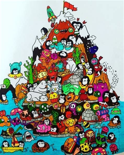 doodle how to create chaos doodle chaos by irvin ra 241 ada colour with