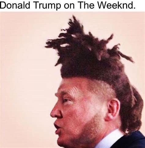 The Weeknd Hair Meme - 25 best memes about the weeknd s hair gallery ebaum s