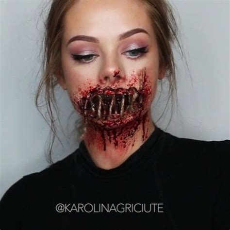 tutorial latex halloween the 25 best liquid latex makeup ideas on pinterest