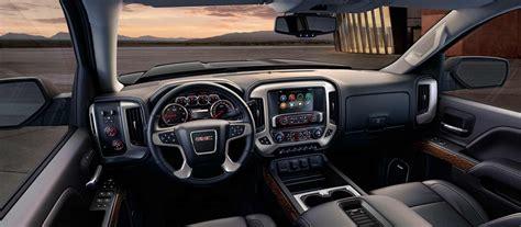 Truck Interiors by 2016 1500 Truck Interior Photos Gmc