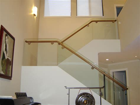 Glass Stair Banister by Glass Railings Seng Soon Two Glass Enterprise