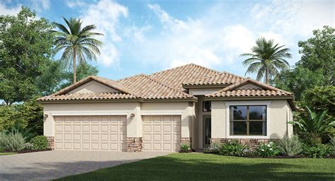 gran paradiso manor homes new home community venice
