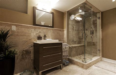 24 Basement Bathroom Designs Decorating Ideas Design Basement Bathroom Design