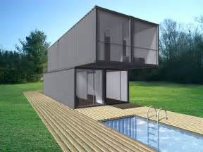 shipping container homes cost to build modern modular home