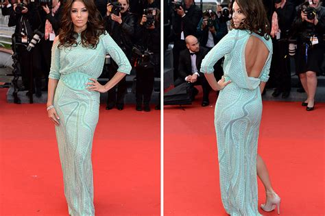 Longoria Cannes Wardrobe by Longoria Suffers Massively Embarrassing Wardrobe