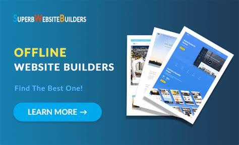 offline website builders