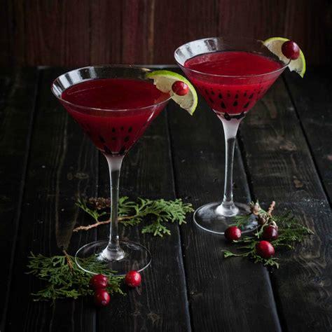 cosmopolitan drink christmas cranberry cosmopolitan sweetphi