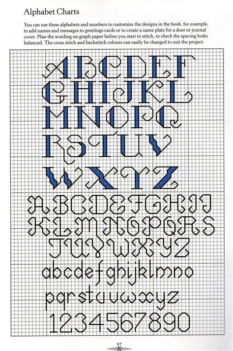 lettere corsive punto croce nomi con punto croce fotogallery donnaclick