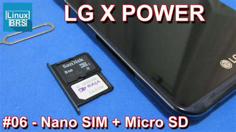 Lg X Screen Free Microsd by Lg X Power Nano Sim Micro Sd