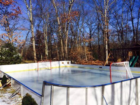 d1 backyard rinks search for ice rink liners d1 backyard rinks