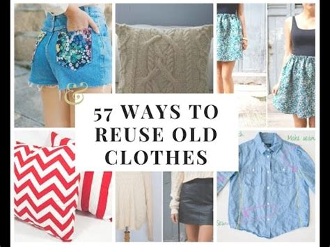 8 Ways To Customise Your Clothes by 57 Ways To Reuse Clothes