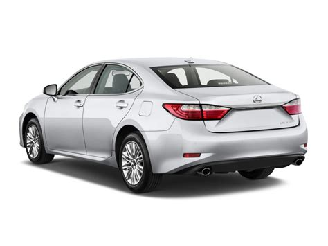 image 2013 lexus es 350 4 door sedan angular rear