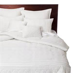 colette 8 piece bedding comforter set white target