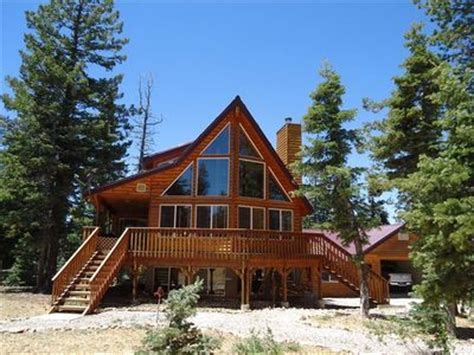 Beautiful Cabin Rentals Beautiful Cabin Retreat Between Bryce Vrbo