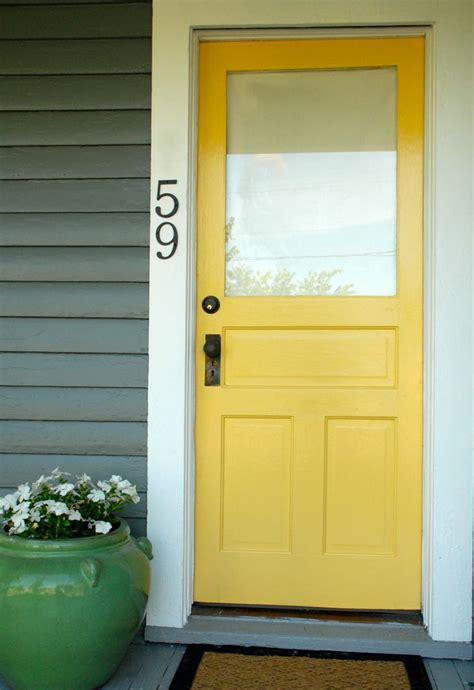 bright yellow door spotted valspar paint in eddie bauer daffodil eb13 2 we