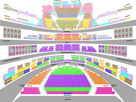 royal opera house seating plan view royal opera house