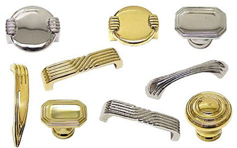 Deco Knobs And Pulls by Untitled Deco Cabinet Pulls