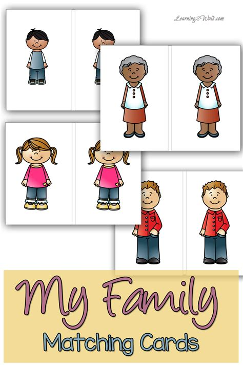 my family preschool maths activity pre k classroom